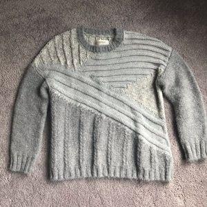 Current/Elliott Alpaca Sweater Made in Peru